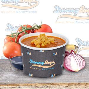 Roasted Vine Tomato Soup